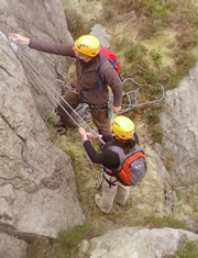 Scrambling courses, tuition and guiding in Snowdonia ...